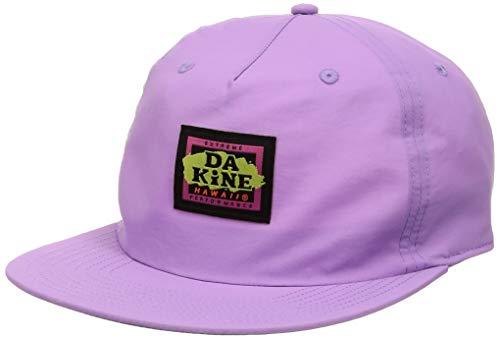 [ダカイン] [ユニセックス] フラット キャップ (サイズ調整可能)[ AJ231-910 / CANNERY BALLCAP ] おしゃれ 帽子 LVD_ラベンダー US F (FREE サイズ)