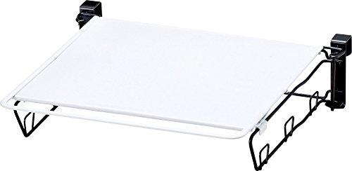 和平フレイズ シェール・ノワール キッチンサポートテーブル SM-9392