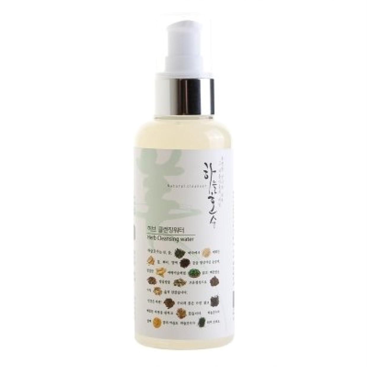 報酬アナニバー辞書[ハヌルホス] Skylake [ハーブクレンジングウォーター (150ml)] (Herb Cleansing Water (150ml)) [並行輸入品]