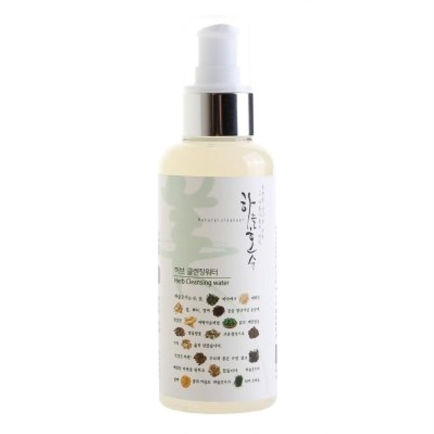 ビジターノベルティ緩やかな[ハヌルホス] Skylake [ハーブクレンジングウォーター (150ml)] (Herb Cleansing Water (150ml)) [並行輸入品]