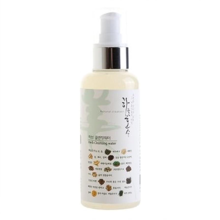 栄養苦しみ生き物[ハヌルホス] Skylake [ハーブクレンジングウォーター (150ml)] (Herb Cleansing Water (150ml)) [並行輸入品]