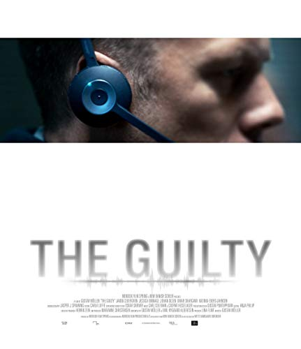 THE GUILTY ギルティ[Blu-ray]