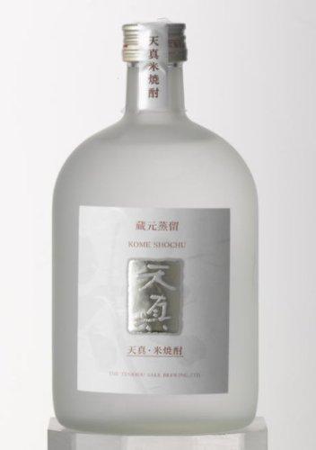 天領 米焼酎「天真」 720ml