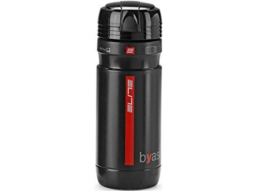ELITE(エリート) BYASI Glossy BLK ・径:74mm ・容量:約750cm3 サイクリングボトル