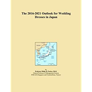 The 2016-2021 Outlook for Wedding Dresses in Japan
