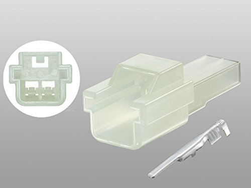 2P(090型)-SMHMオス端子側カプラーキットM090 2P090K-SMH...