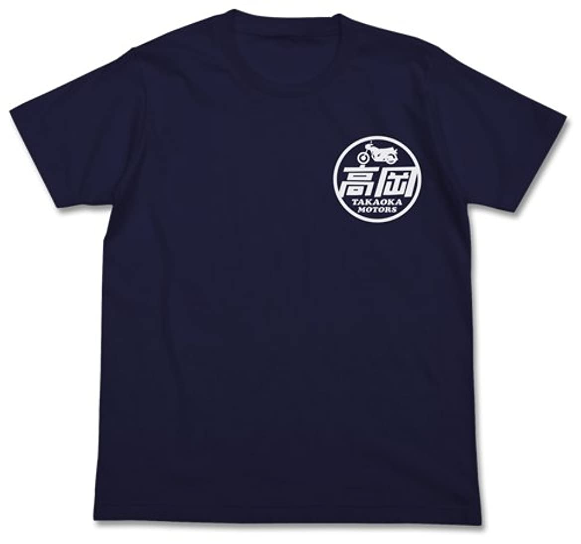 作りセーターアリタイガーマスクW 高岡モータース Tシャツ ネイビー Mサイズ