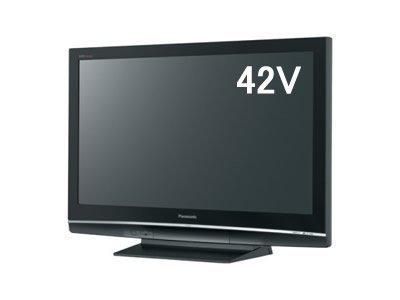 パナソニック 42V型 フルハイビジョン プラズマ テレビ ブラック VIERA TH-42PZ80-K