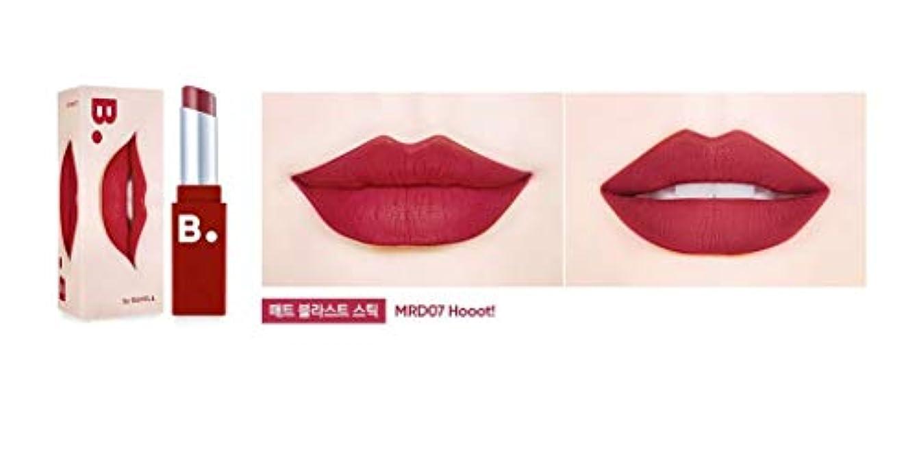 消す彫刻家砂利banilaco リップモーションリップスティック/Lip Motion Lipstick 4.2g # MRD07 Hooot! [並行輸入品]