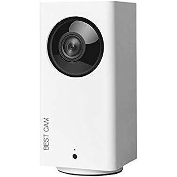 WTW塚本無線 みてるちゃん BESTCAM 自動追跡 防犯カメラ 1080P 白 WTW-IPW108J