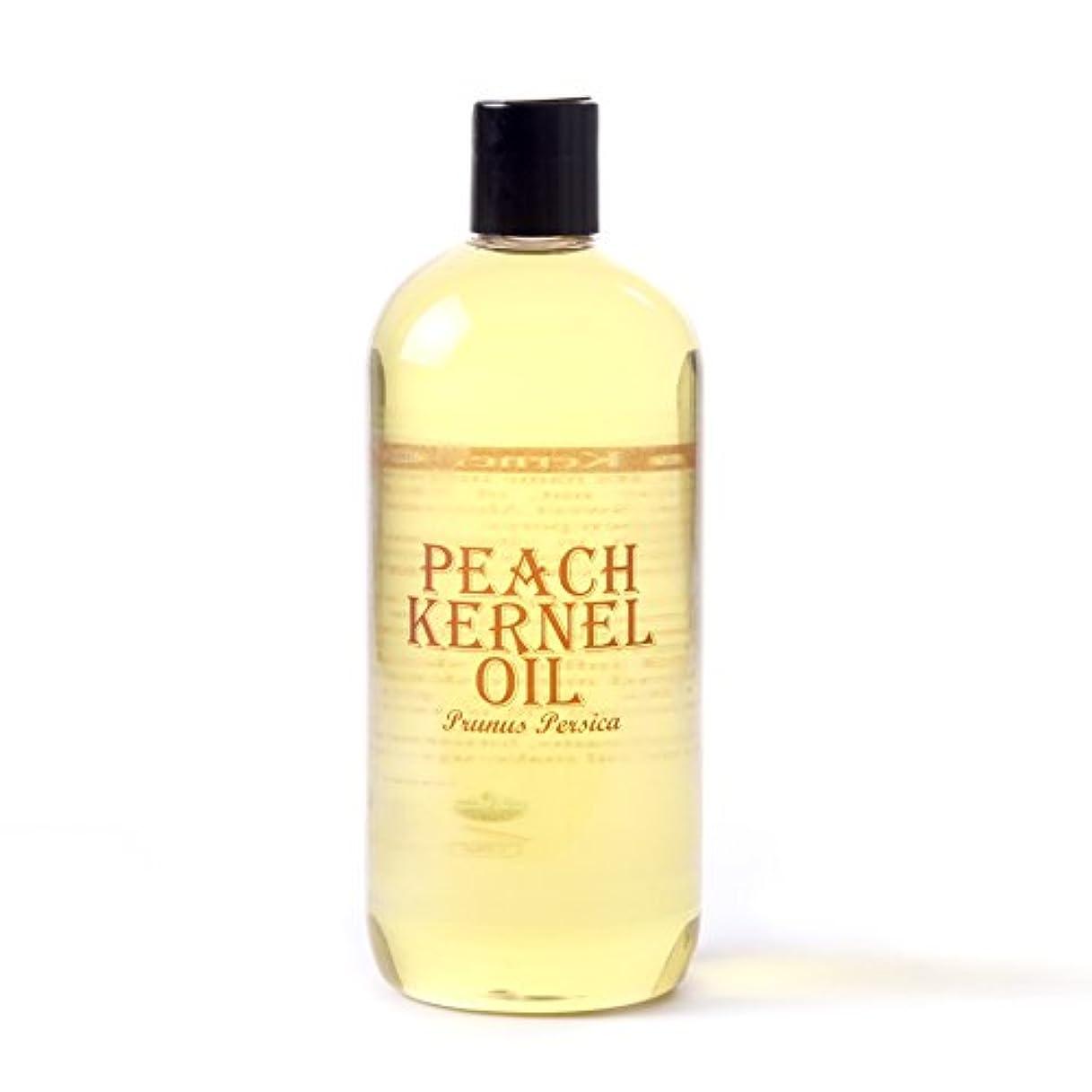 ロードされた目を覚ます金属Mystic Moments   Peach Kernel Carrier Oil - 500ml - 100% Pure