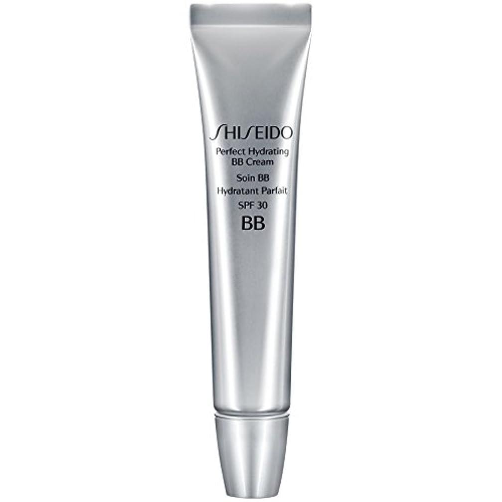 マンハッタン本気引用[Shiseido ] 資生堂完璧な水和BbクリームSpf 30 30ミリリットルの暗いです - Shiseido Perfect Hydrating BB Cream SPF 30 30ml Dark [並行輸入品]