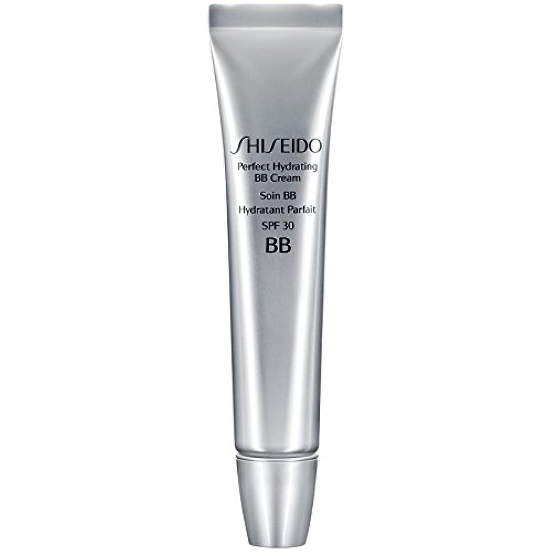 著作権補う所属[Shiseido ] 資生堂完璧な水和BbクリームSpf 30 30ミリリットルの暗いです - Shiseido Perfect Hydrating BB Cream SPF 30 30ml Dark [並行輸入品]