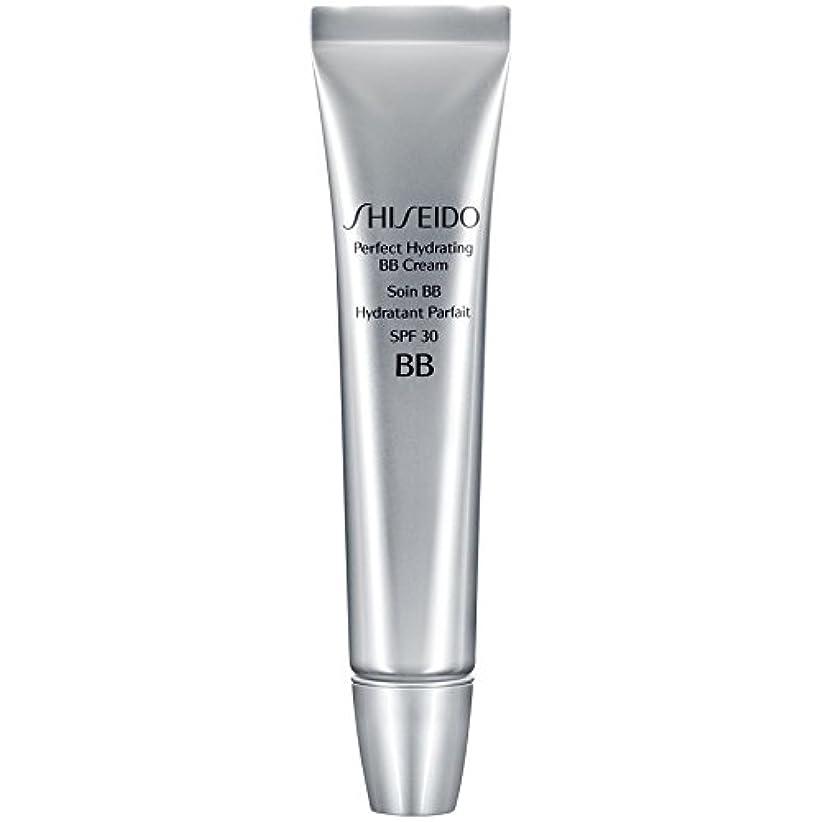 維持する非武装化早い[Shiseido ] 資生堂完璧な水和BbクリームSpf 30 30ミリリットルの暗いです - Shiseido Perfect Hydrating BB Cream SPF 30 30ml Dark [並行輸入品]
