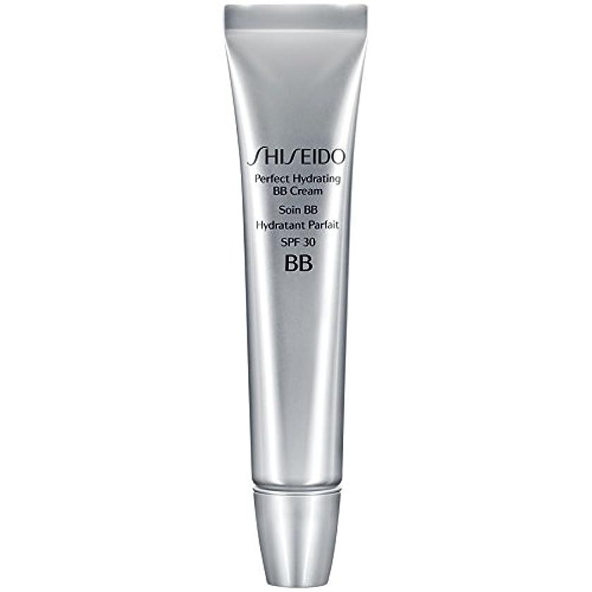 粉砕するレーダー傷つきやすい[Shiseido ] 資生堂完璧な水和BbクリームSpf 30 30ミリリットルの暗いです - Shiseido Perfect Hydrating BB Cream SPF 30 30ml Dark [並行輸入品]