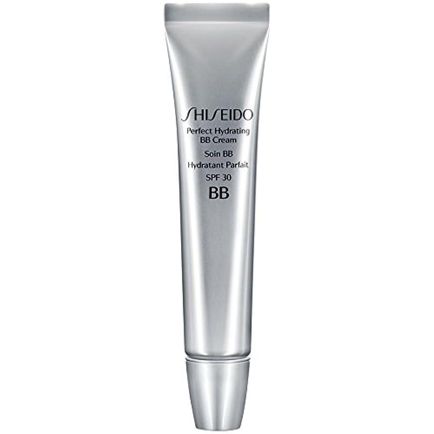 プライバシー鯨バルーン[Shiseido ] 資生堂完璧な水和BbクリームSpf 30 30ミリリットルの暗いです - Shiseido Perfect Hydrating BB Cream SPF 30 30ml Dark [並行輸入品]