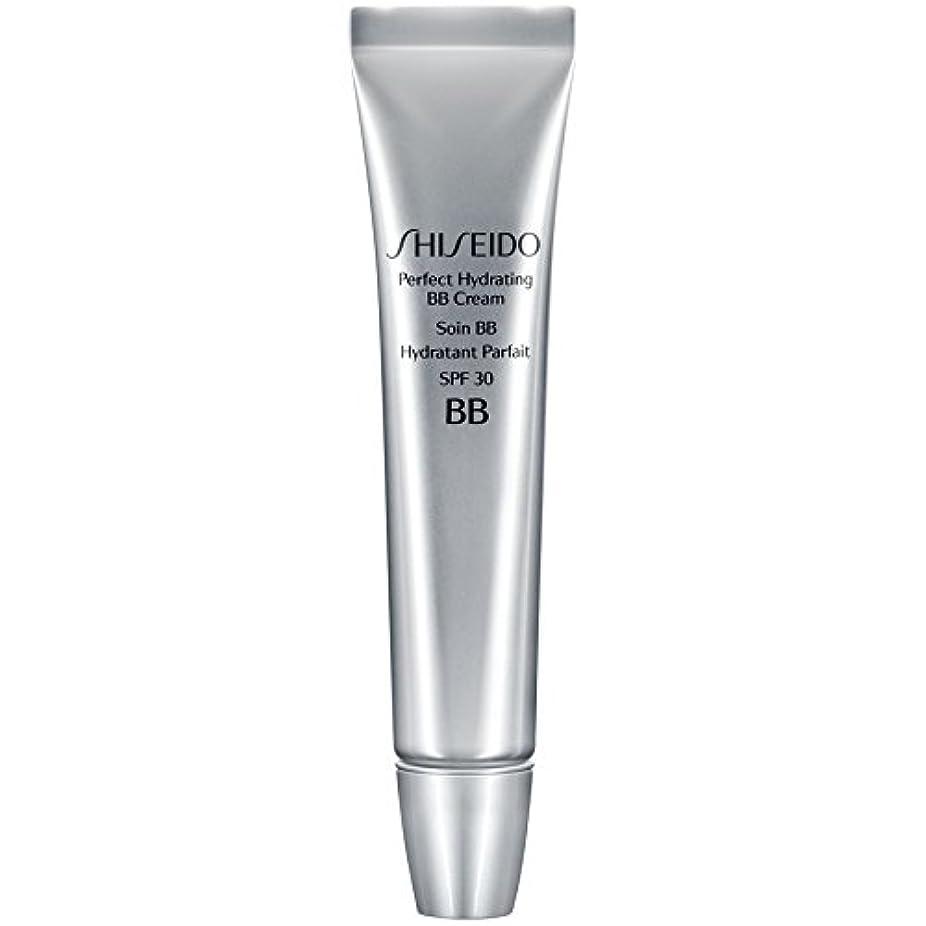 破壊的な絞るバラバラにする[Shiseido ] 資生堂完璧な水和BbクリームSpf 30 30ミリリットルの暗いです - Shiseido Perfect Hydrating BB Cream SPF 30 30ml Dark [並行輸入品]