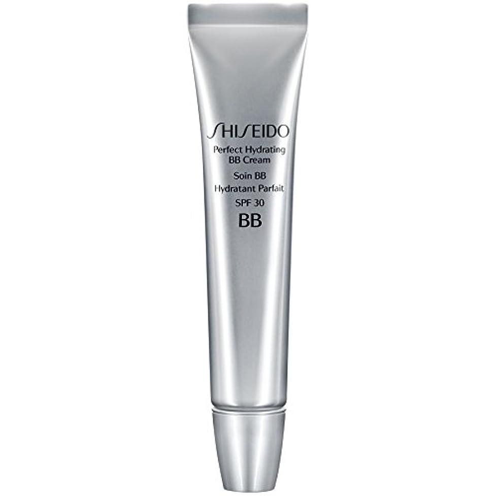 生鼻解く[Shiseido ] 資生堂完璧な水和BbクリームSpf 30 30ミリリットルの暗いです - Shiseido Perfect Hydrating BB Cream SPF 30 30ml Dark [並行輸入品]