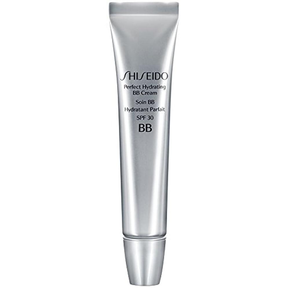睡眠追放するオーディション[Shiseido ] 資生堂完璧な水和BbクリームSpf 30 30ミリリットルの暗いです - Shiseido Perfect Hydrating BB Cream SPF 30 30ml Dark [並行輸入品]
