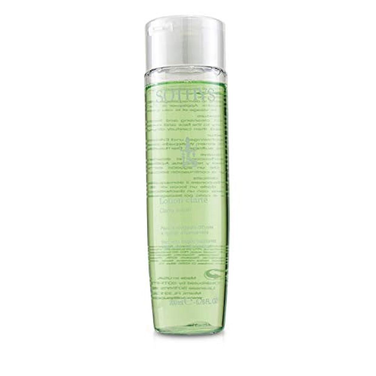 台風抗議効果的Sothys Clarity Lotion - For Skin With Fragile Capillaries, With Witch Hazel Extract 200ml/6.76oz並行輸入品