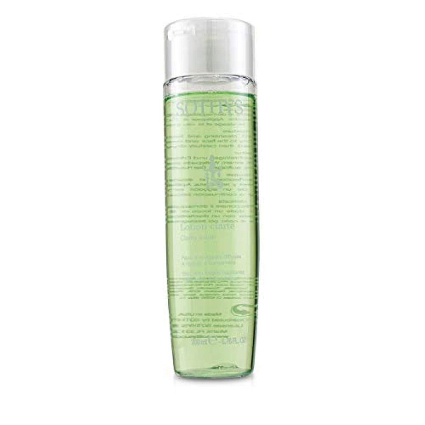 マントル暴露千Sothys Clarity Lotion - For Skin With Fragile Capillaries, With Witch Hazel Extract 200ml/6.76oz並行輸入品