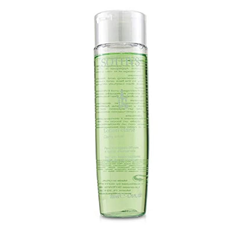 を通してダメージひねくれたSothys Clarity Lotion - For Skin With Fragile Capillaries, With Witch Hazel Extract 200ml/6.76oz並行輸入品