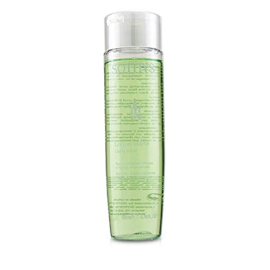 食べる証明第二にSothys Clarity Lotion - For Skin With Fragile Capillaries, With Witch Hazel Extract 200ml/6.76oz並行輸入品