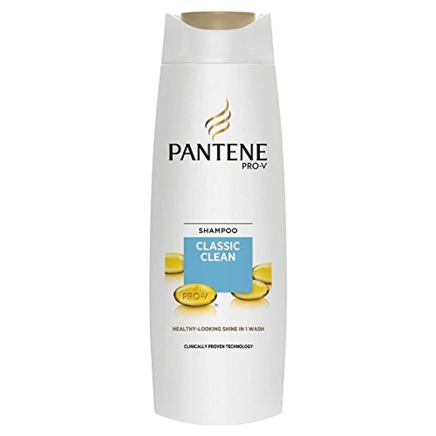 プロット検索エンジン最適化逃れるPantene Pro-V Classic Care Shampoo (250ml) パンテーンプロv古典的なケアシャンプー( 250ミリリットル) [並行輸入品]