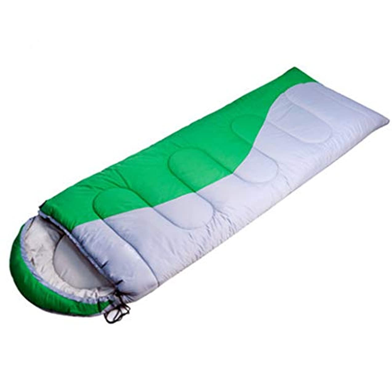 数字日光六寝袋 圧縮袋 寝袋 キャンプ アウトドア 寝袋 旅行 キャンプ 温かい寝袋 ステッチ付き アウトドア 寝袋