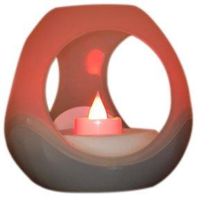 カラフル LED キャンドルライト 7色イルミネーション エッグ ET-02131