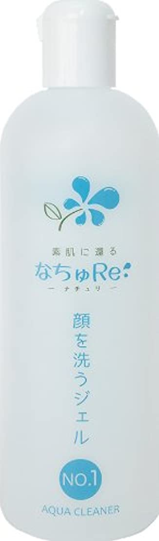 社会科相対的消費者NO.1 アクアクリーナー「顔を洗うジェル」(500ml)