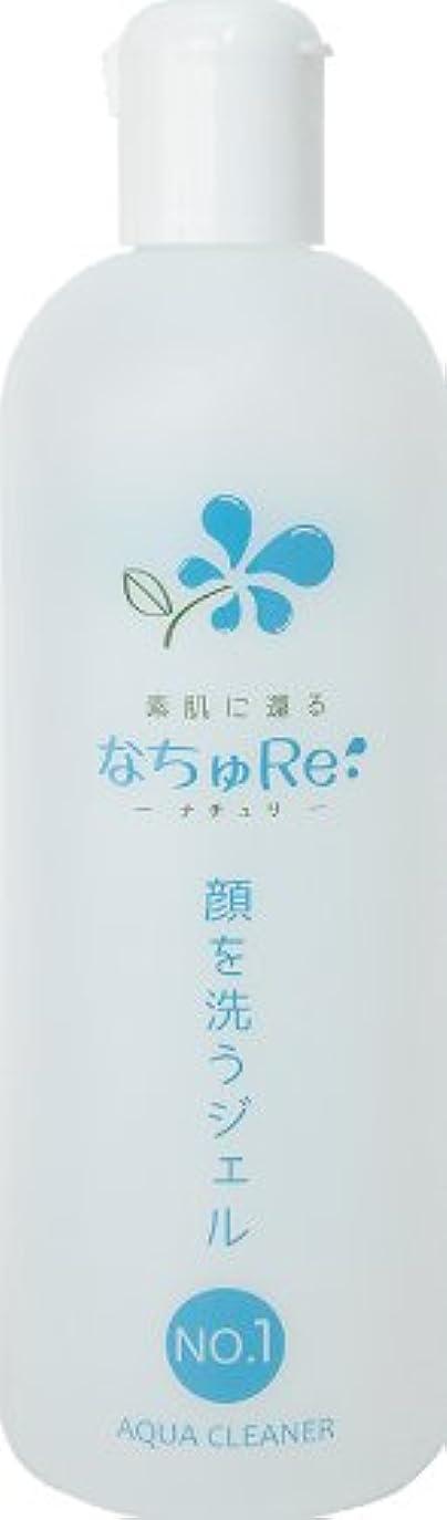 ミサイル許可ビタミンNO.1 アクアクリーナー「顔を洗うジェル」(500ml)