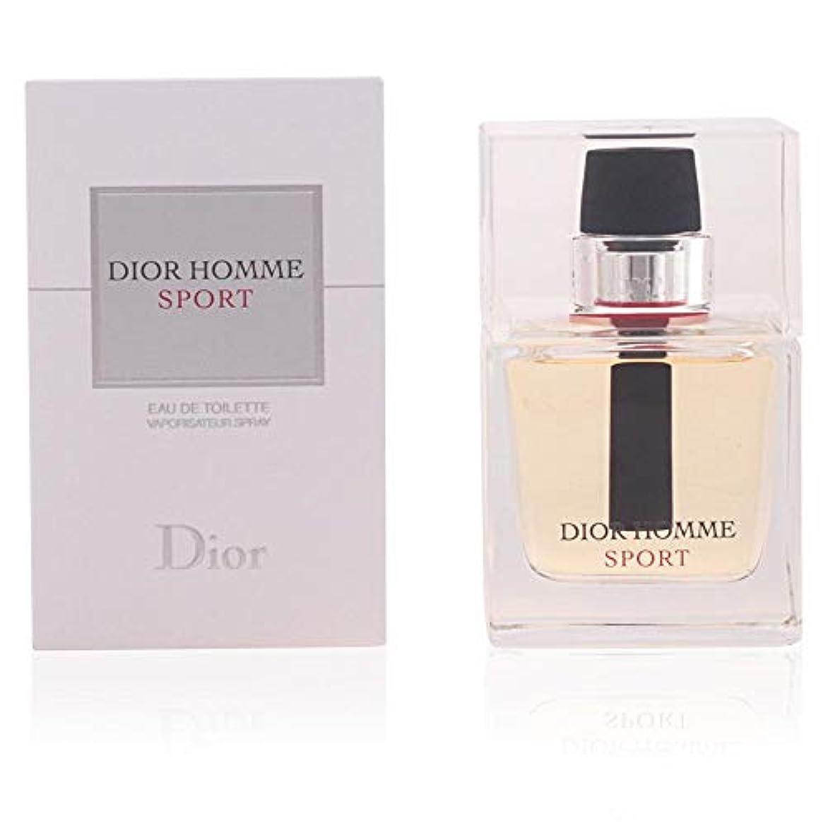 セクショングラフィック中Dior ディオール オム スポーツ EDT 50ml [並行輸入品]