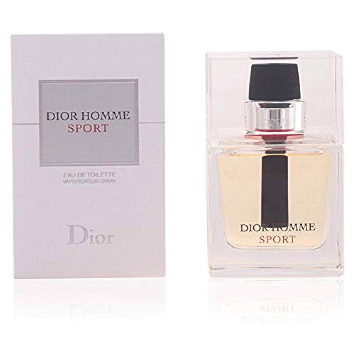 干ばつ見る製品Dior ディオール オム スポーツ EDT 50ml [並行輸入品]