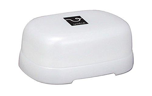 アンティ 石鹸箱 E-UN ホワイト(1コ入)