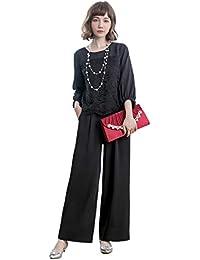 bbb1c7ed08763 Amazon.co.jp  3L - パンツスーツ   スーツ  服&ファッション小物