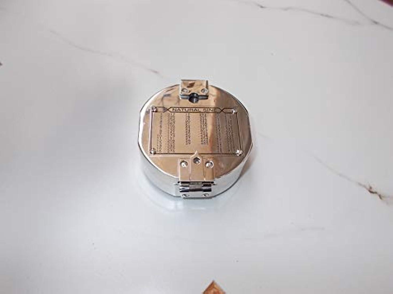 ディレクトリ放出ビデオsadaf ノーティカルストア サイレントウォーク 真鍮 ブルントン コンパス 真鍮 コンパス ボックスギフト
