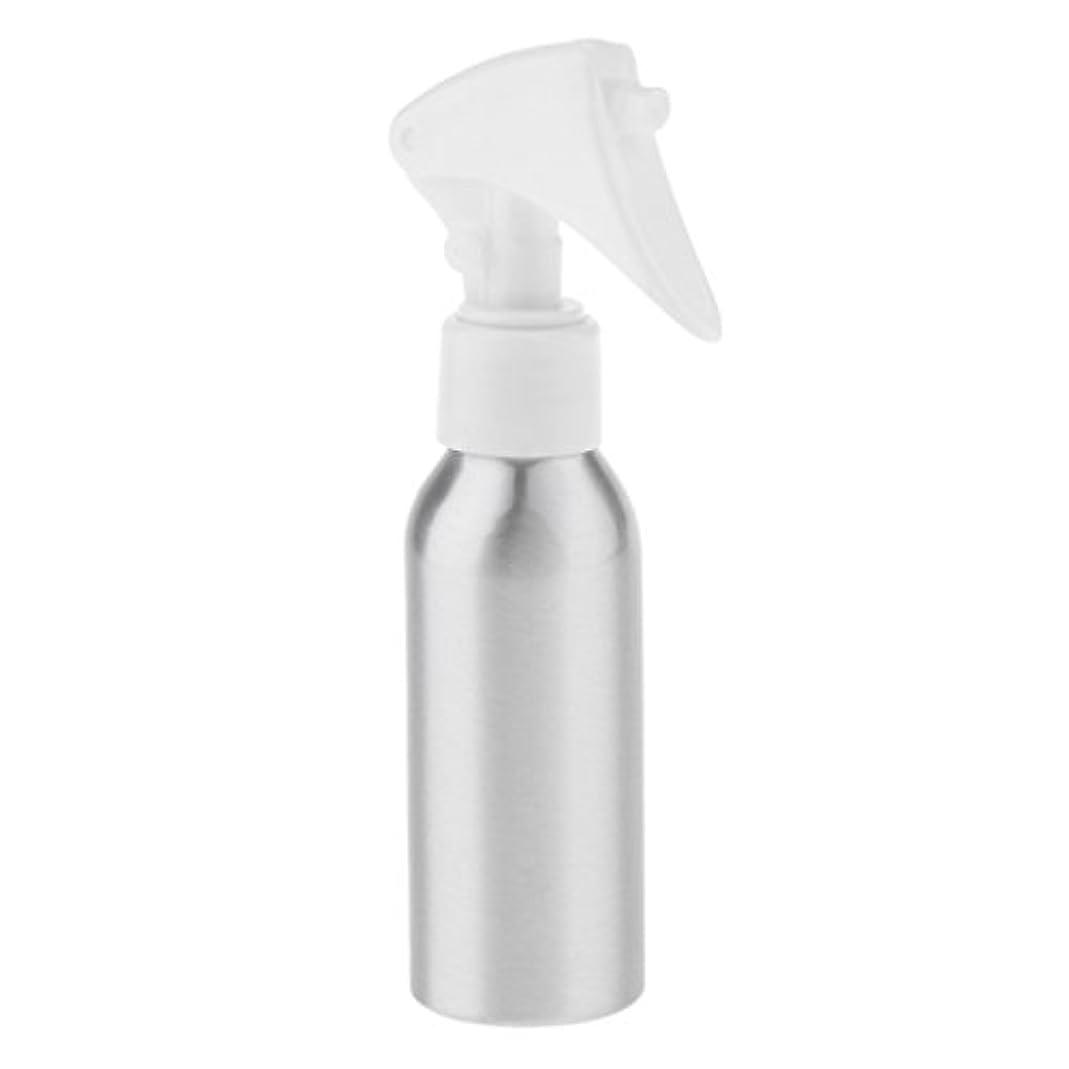 意識シェルター掃くT TOOYFUL サロン家の花のためのトリガーと空のアルミニウムの水のスプレーボトル - 120ML