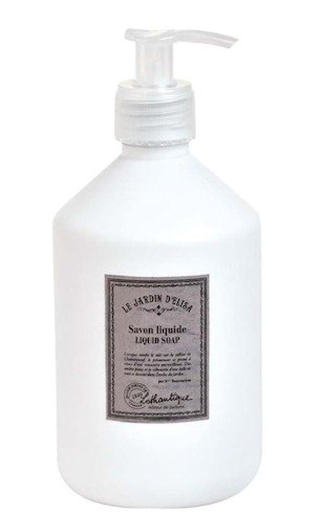 軽食織機それLothantique(ロタンティック) LE JARDIN DELISA(ジャルダンデリザ) リキッドソープ 500ml 3420070082022