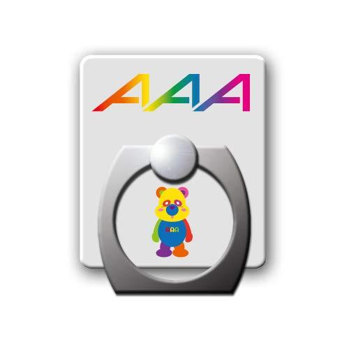 スマホリングスタンドホルダー 【AAA】 白/カラー 016...