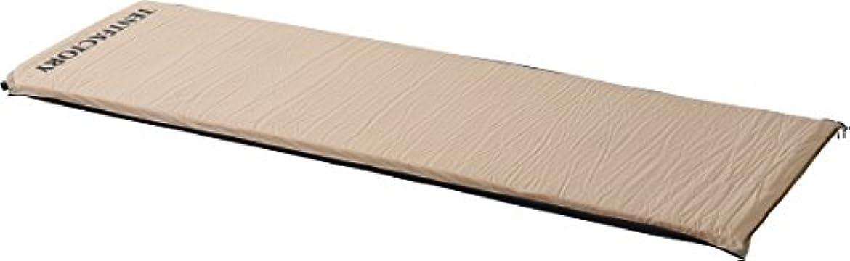 ドア滑り台干渉するテントファクトリー インフレートマット スリーピング ウェルナイト ベージュ TF-INFW50-BE