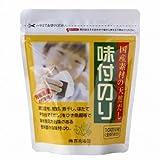 西嶋海苔 国産素材の天然だし味付のり 10切50枚×30個    JAN:4904412100401