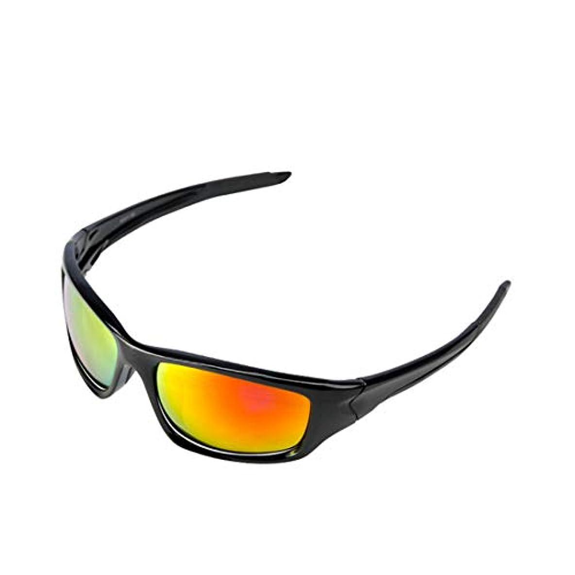 コレクションコードレスバーチャルサングラス 偏光スポーツサングラスPCフルフレーム耐久性滑り止め男性女性屋外海辺旅行釣り運転乗馬クライミングサングラス, ファッションサングラス