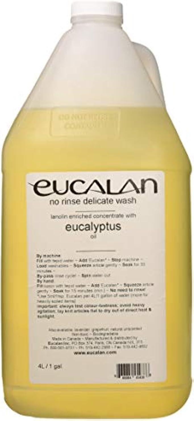 満州どっちでも鎮静剤Eucalan 罰金ファブリック洗浄ガロン水差しユーカリ