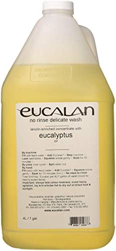 クレータージレンマ低下Eucalan 罰金ファブリック洗浄ガロン水差しユーカリ
