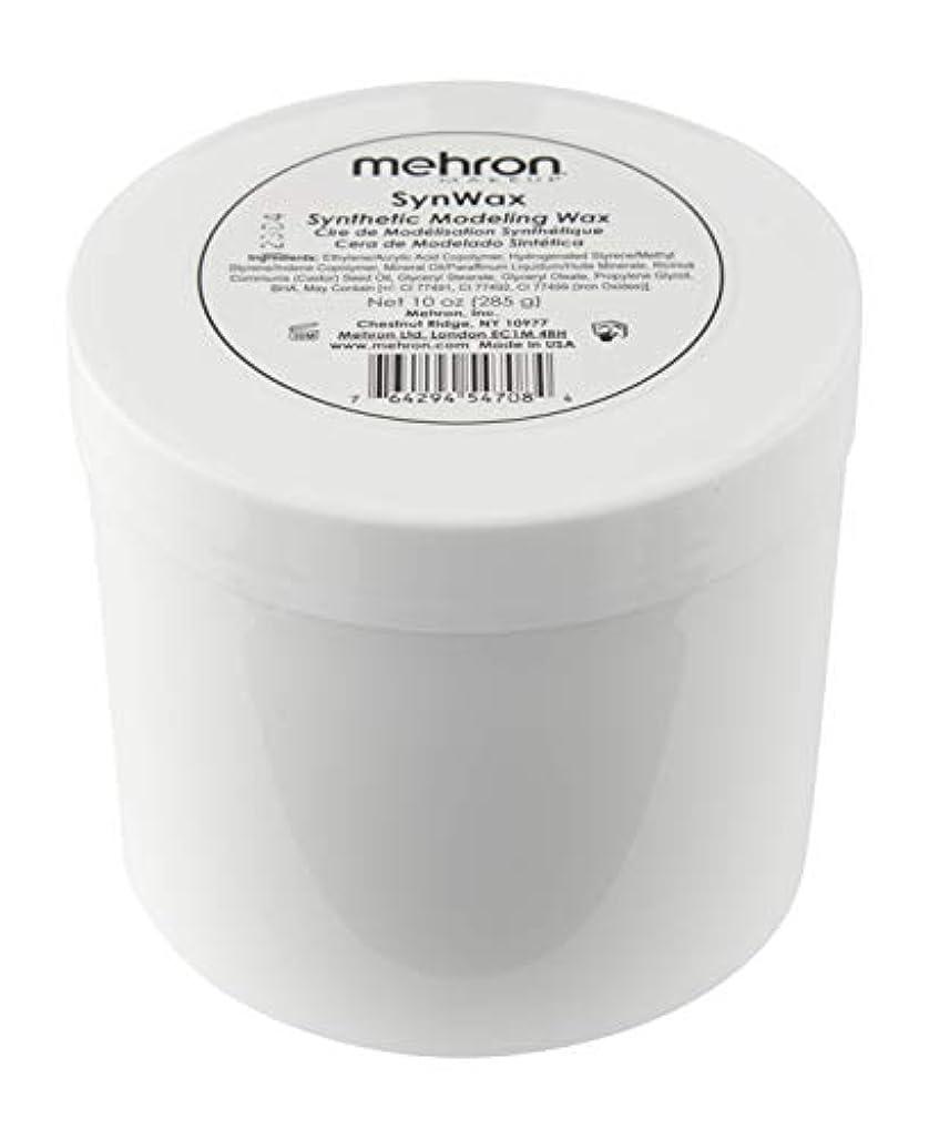 独特の危険な倒錯mehron Modeling SynWax Large 10 oz (並行輸入品)