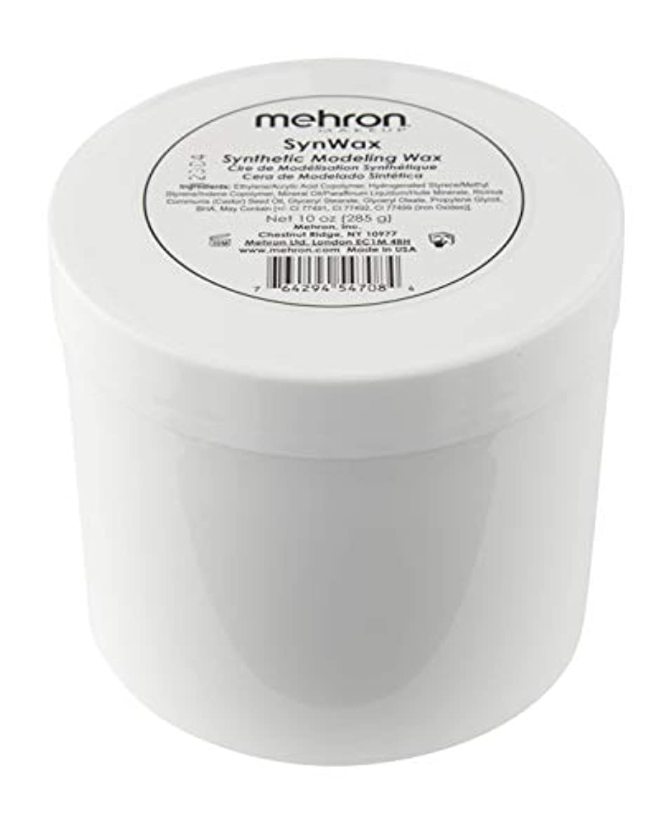 契約指定する直立mehron Modeling SynWax Large 10 oz (並行輸入品)