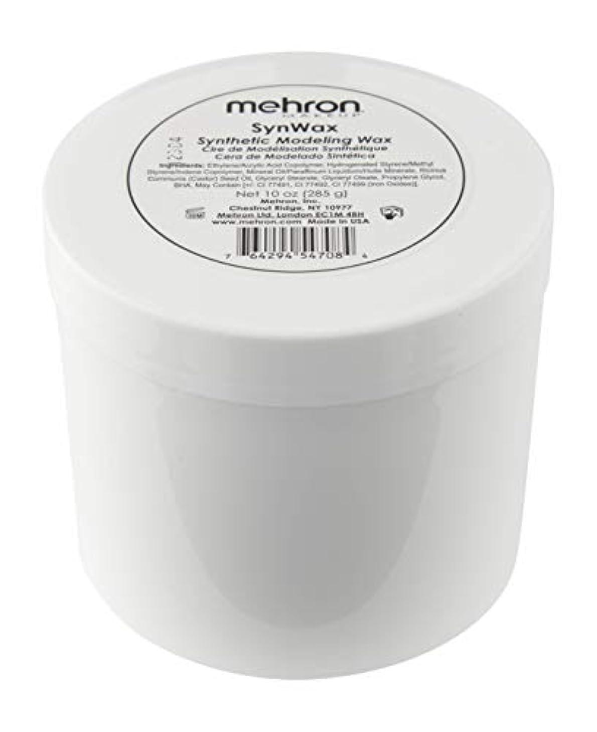 騒乱不倫暫定mehron Modeling SynWax Large 10 oz (並行輸入品)
