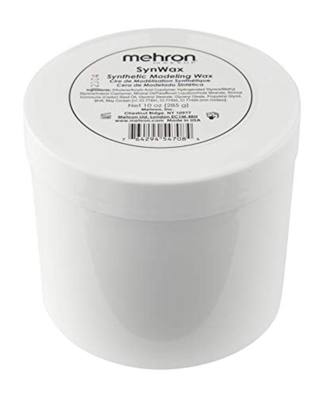 流星ちょうつがいブランド名mehron Modeling SynWax Large 10 oz (並行輸入品)
