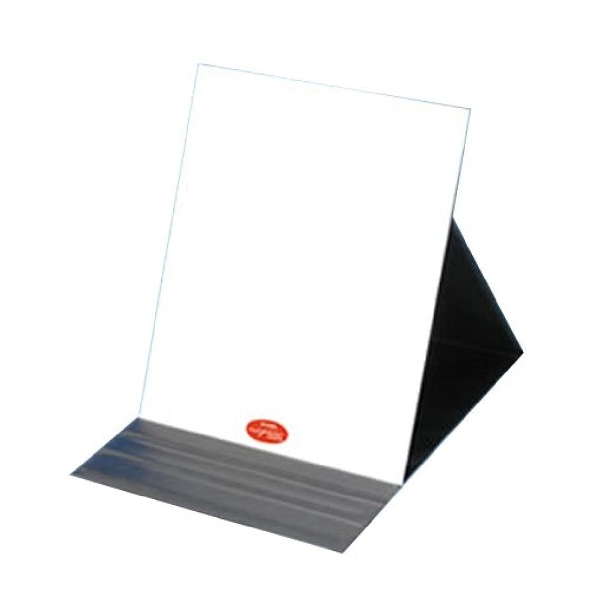 エゴマニア集中的な制裁堀内鏡工業 ナピュア プロモデル角度調整3段階付き折立ミラー エコLL 単品